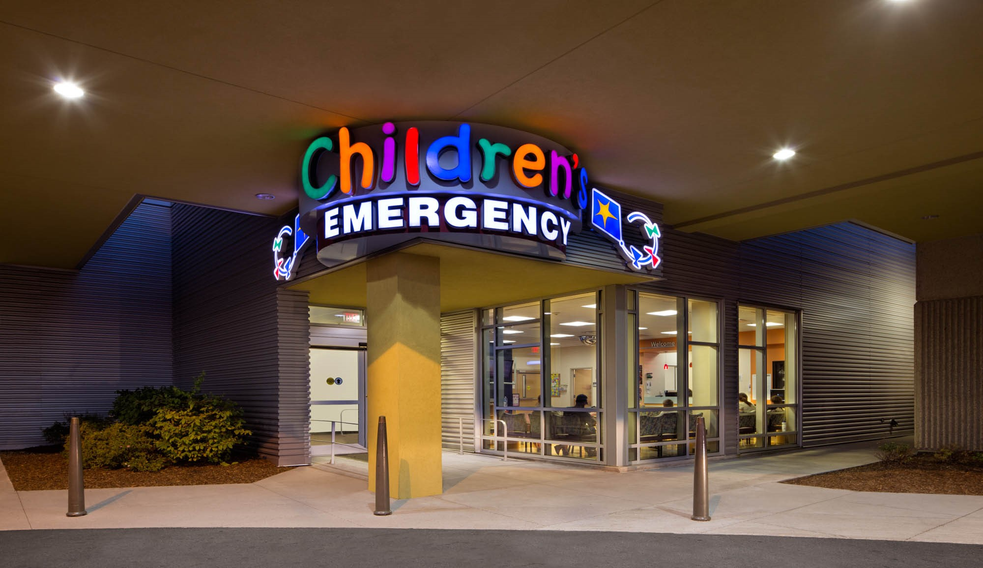 Kids Emergency Room : The Niswonger Childrens Hospital ER is a state-of-the-art facility ...